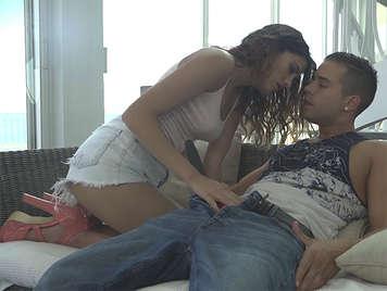 Young and natural Penelope Cum, enjoying Sensual porn video