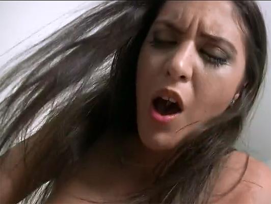 video porno privato di Carolina Abril cazzo con Robin Reid