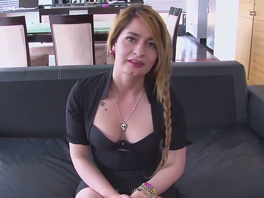 il sesso fatto in casa con un innocente colombiano