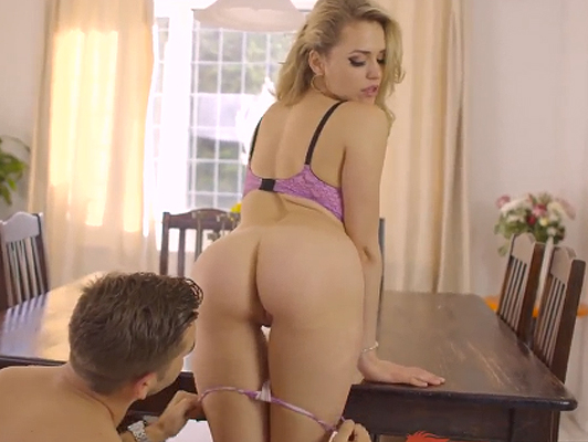 porn video of the ass of Mia Malkova
