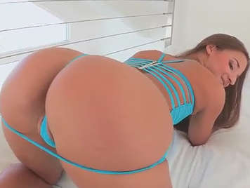 Pleasure with the amazing ass of hungarian Amirah Adara