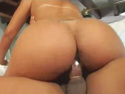 Fucking with a beautiful Brazilian girl with a perfect ass