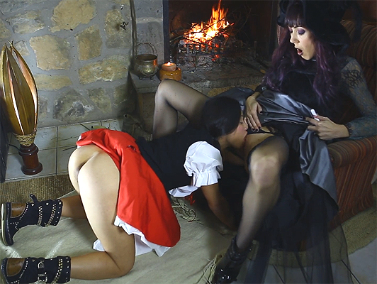 Hansel y Gretel XXX Parody
