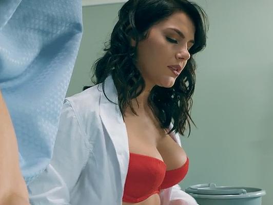 Enfermera muy viciosa y puta
