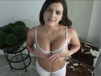 tons of oil and good sex with the busty Keisha Grey