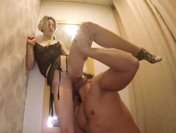 La follia sessuale nei tester, con Mey Madness