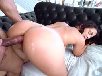 fucking the big ass of Keisha Grey