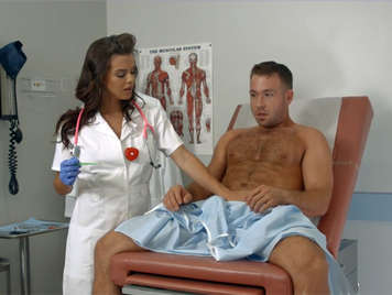 Sexual fantasies with a nurse practitioner