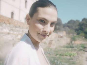 The sensual sexual fantasies of the beautiful Maria Aguado