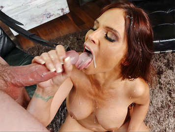 Fucking my mother's friend a busty milf addicted to sex