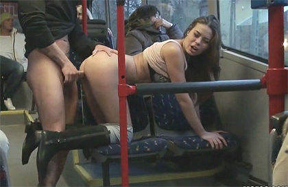 Vidos pornos films XXX Autobus YouPorn