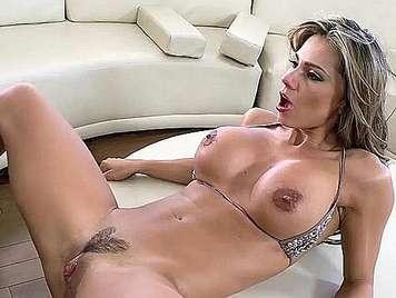 Fucking latina blonde milf Esperanza Gomez