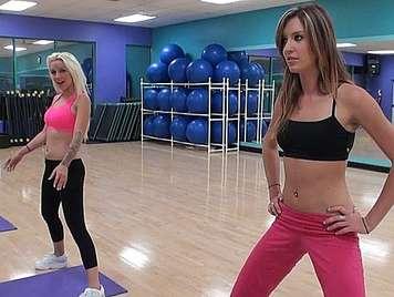 Sexual aerobics classes