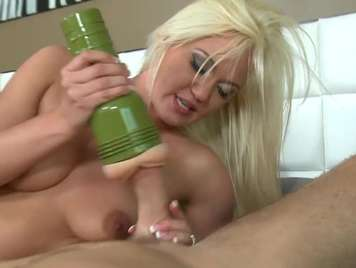 Mature Stepmom teaches her stepson hard sex