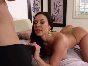 Mature very vicious to the cocks fucks her stepson