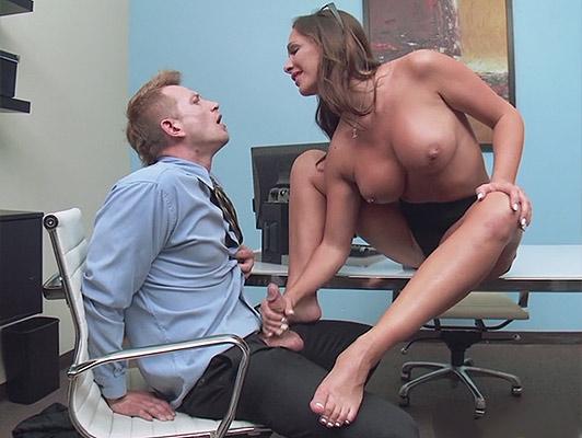 videos porno secretarias las mejores tetas