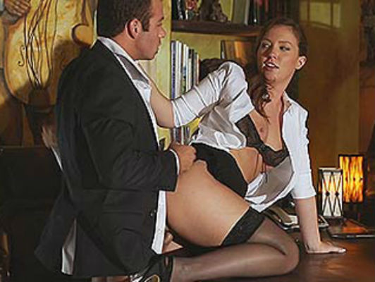 Maddy O'Reilly is the secretary of your dreams