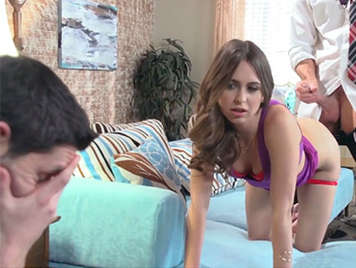 Riley Reid scene of infidelity