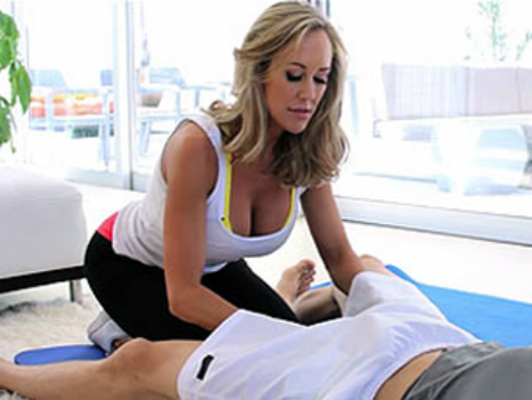 Brandi Love is the perfect milf