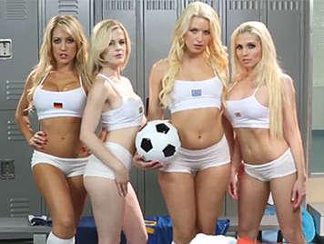 Porno sportive delle ragazze