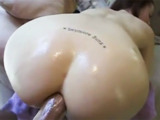 Alisha Klass in an amazing anal homemade video with multiple orgasms and squirting