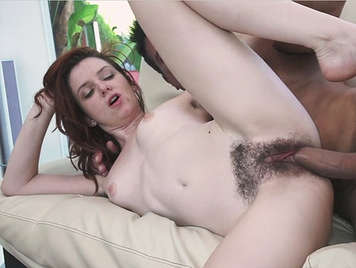 A skinny brat fucking pussy a big hairy dick that gets into a mouth so you flood the throat with a good cumshot