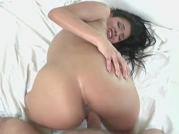 Young gorgeous Latina fucking in super hot scene