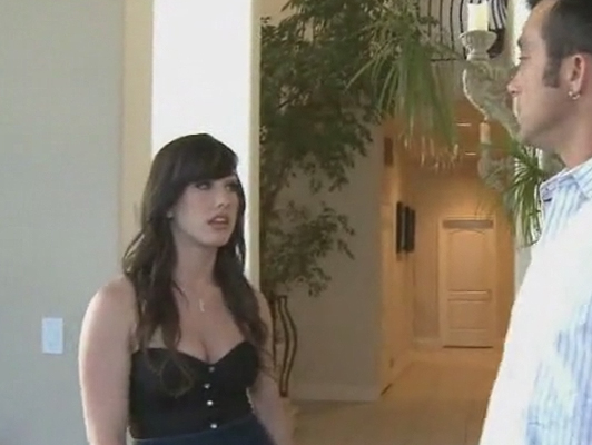 Seductive rich girl fucking with her neighbor