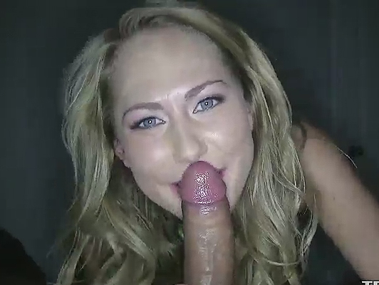Recording an amateur pov video with the girlfriend