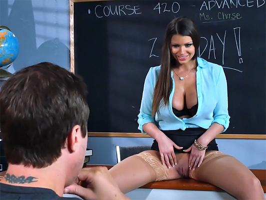 gay pov teacher