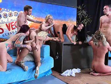 Spandex tubi porno