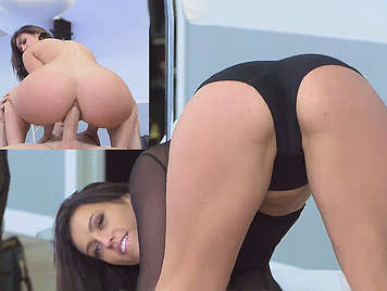 fucking the big ass of the incredible Kelsi Monroe