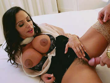 Fucking with a busty luxury hooker latin Mature