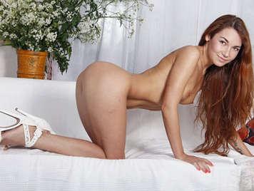 Giovane rossa sesso video