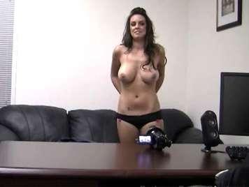 Casting eine junge big tits