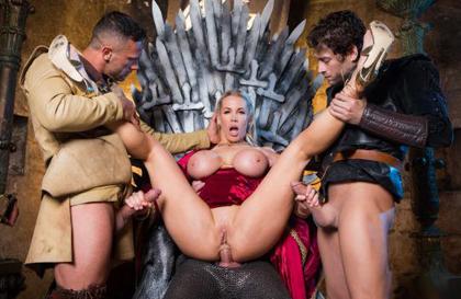 Parodia porno juego de tronos español Parodia Porno Juego De Tronos Sexual Tres Pollas Para La Reina Madre