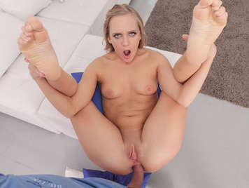 The first anal of young Hungarian Lucette Nice