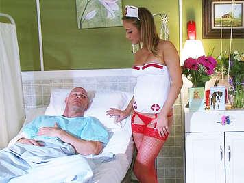 ventilatore Infermiera dei cazzi dei loro pazienti lolit