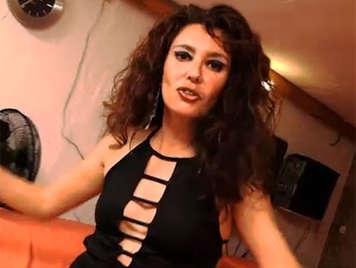 Sexo anal con una madurita española amateur