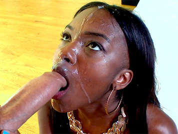 Ebony Teen Complete Rape With Massive Dick