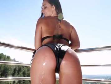 Big ass per il sesso anale