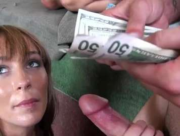 Jovencita Follando por dinero, sexo duro
