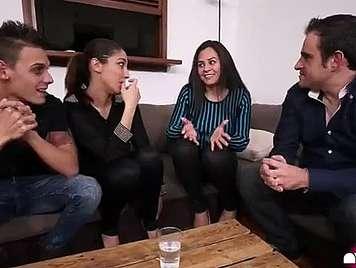 amatoriale spagnola scambisti di casa porno