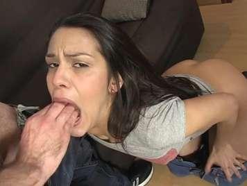 Porno español sexo anal con Samia Duarte