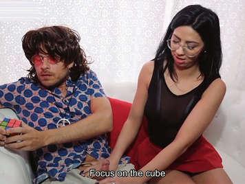 Video porno amateur con una deliciosa tetona española