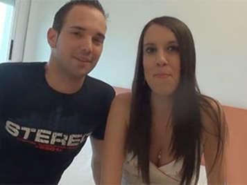 Porno casero español amateur con una pareja española follando