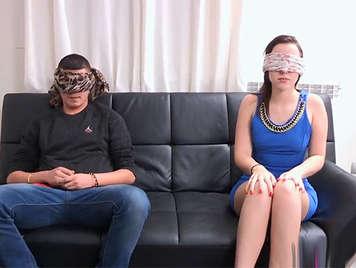 Porn hausgemachte spanische Amateur Blind Date