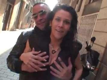 Dinio fickt mit der bösartigen Spanierin Samia Duarte