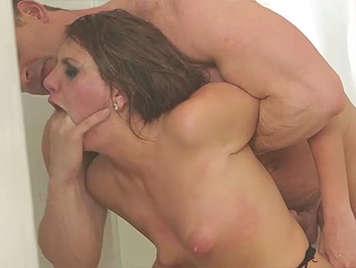 hardt Anal Sex moden porno for telefon