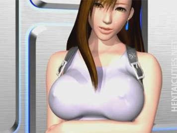 Tetuda hentai 3D follando